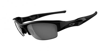 oakley lunettes flak jacket jet black black iridium ref 03 881