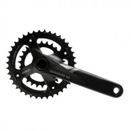 sram pedalier x5 2 2 175 mm 42 28 noir bb30 non inclus 2x10v