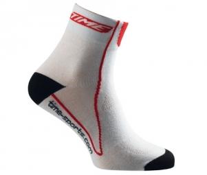 time paire de chaussettes coolmax blanc
