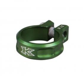 kcnc collier de selle ecrou sc11 vert
