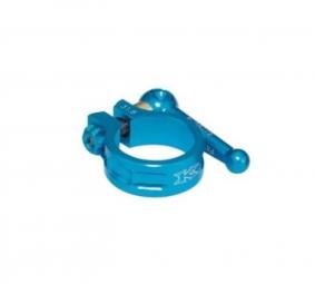 kcnc collier de selle rapide sc10 quick release bleu
