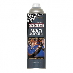finish line degraissant ecotech 2 600 ml
