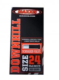 maxxis chambre downhill 24 x 2 5 2 7 schrader