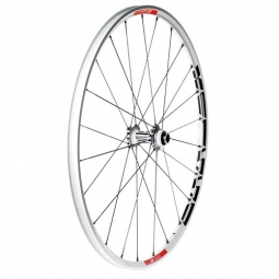 roue avant dt swiss tricon xm 1550 26 axe 9 mm blanc