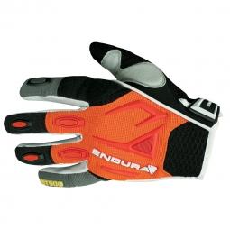endura paire de gants mt500 orange