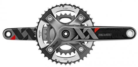 truvativ pedalier xx 28 42 bb30 10v sans boitier qfactor 164
