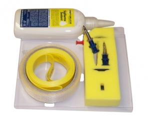 easy tubeless kit transformation 26 tubeless pour jante 24mm