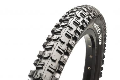 maxxis pneu arriere minion dhr 26 super tacky 42a tubetype rigide