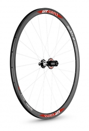 dt swiss roue arriere rrc di cut carbone 32 a boyau corps shimano sram