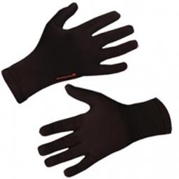 endura paire de gants fleece liner noir