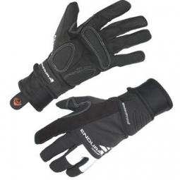 endura paire de gants deluge noir