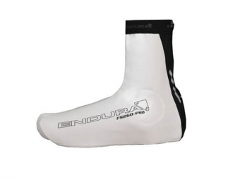 endura couvre chaussures slick blanc