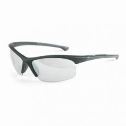 endura paire de lunettes stingray 4 verres interchangeables noir