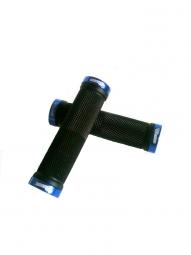 sb3 paire de grips kheops noir bleu anodise