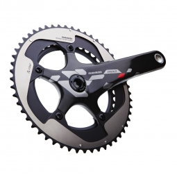 sram pedalier route red bb30 50 34 manivelles 172 5mm sans boitier