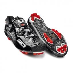 chaussures vtt sidi drako noir vernis