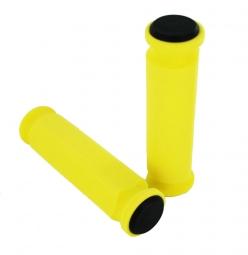 kcnc paire de grips mousse jaune light
