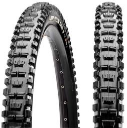 maxxis pneu arriere minion dhr ii 27 5x2 40 2 ply butyl super tacky 42a rigide tb910