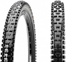 maxxis pneu high roller ii 26x2 40 super tacky 42a tubetype rigide tb74177600