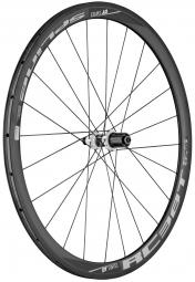 dt swiss roue arriere rc 38 spline t a boyau corps campagnolo