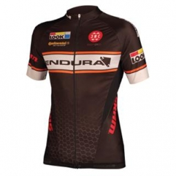 endura maillot manches courtes mtb racing replica