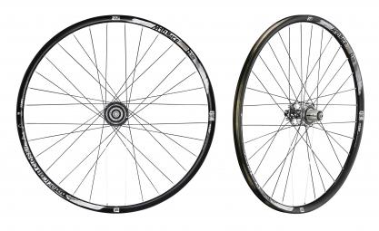 american classic paire de roues race 27 5 15 12x142mm noir
