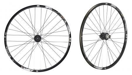 american classic paire de roues terrain 29 tubeless noir