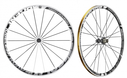 american classic paire de roues argent 30 tubeless version shimano