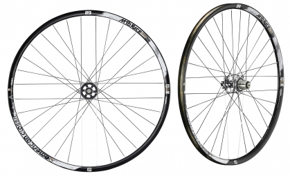 american classic paire de roues race 29 15 12x142 mm noir