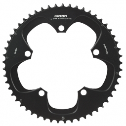 sram plateau route 50 dents entraxe 110 mm noir