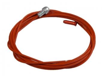 kcnc cable de derailleur teflon rouge
