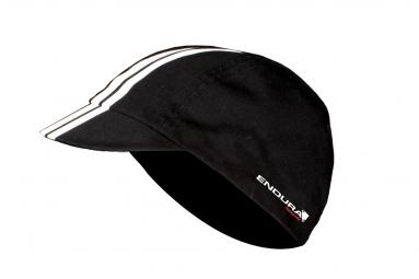 endura casquette fs260 pro cap noir blanc