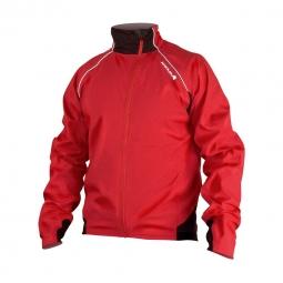 endura veste impermeable helium rouge