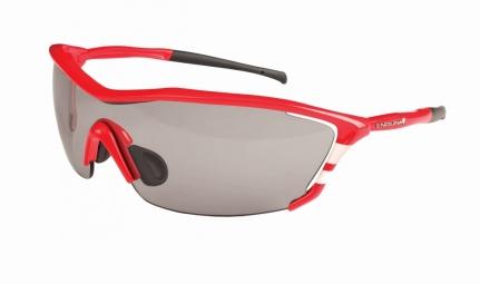 endura paire de lunettes pacu rouge