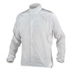 endura veste coupe vent pakajak blanc