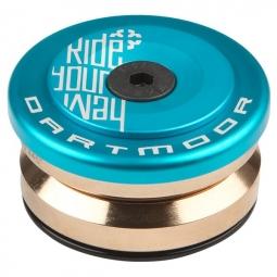 dartmoor jeu de direction integre prime 1 1 8 turquoise