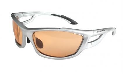 endura paire de lunettes masai argent