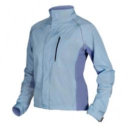 endura veste coupe vent femme gridlock bleu