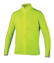 endura veste roubaix jaune fluo