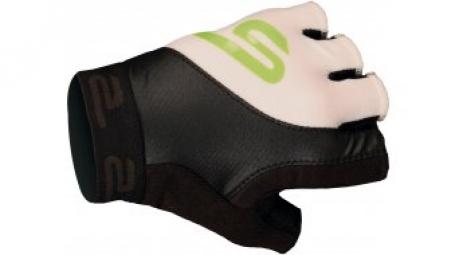 endura paire de gants courts equipe noir blanc