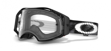 oakley masque airbrake mx jet black speed noir