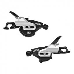 shimano paire de shifter slx m670 i spec a 2 et 3 x 10v fixation directe noir