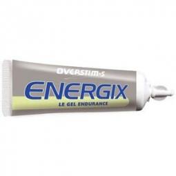 overstims gel energetique energix gout pomme verte