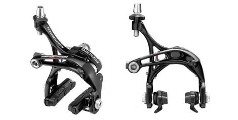 campagnolo 2015 paire de freins super record skeleton dual pivot noir
