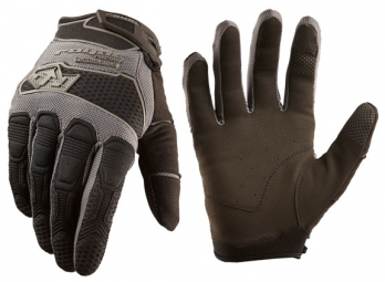 royal paire de gants longs turbulence noir