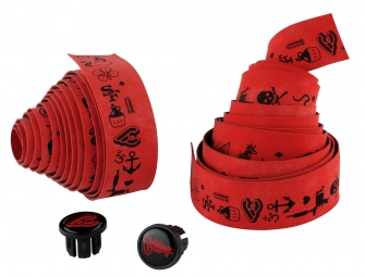 cinelli ruban de cintre mike giant velluto rouge