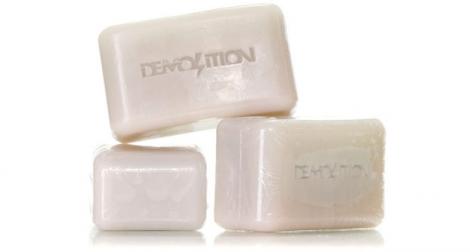 demolition wax blanc
