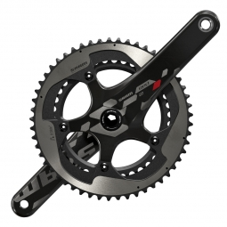 sram pedalier red 22 52 36 dents gxp non inclus noir