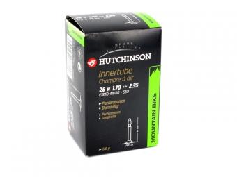 hutchinson chambre a air standard 26 x 1 70 a 2 35 presta