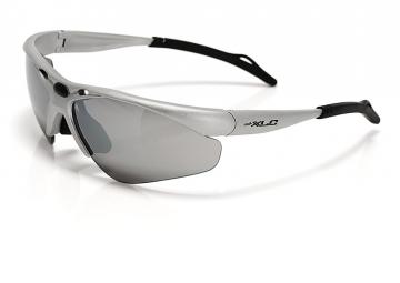 xlc paire de lunettes de soleil tahiti argent